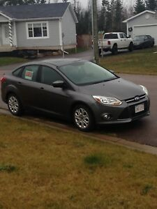 2012 Ford Focus SE $6000 - Manual