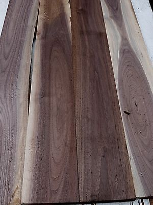 Пиломатериалы 4 PC RUSTIC WALNUT LUMBER