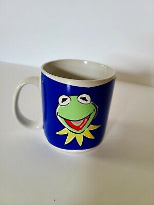Kermit the Frog Mug Cup - Jim Henson Productions - Applause - Muppets - 32455