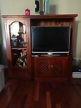 Television Cabinet - PICK UP ONLY Little Bay Eastern Suburbs Preview
