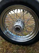 Harley 40 spoke wheel Oonoonba Townsville City Preview