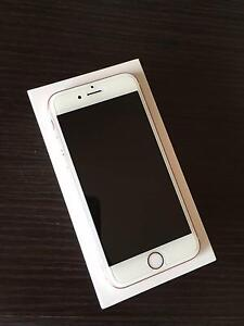 Fairly new Rose Gold Iphone 6s 64 GB under APPLE WARRANTY South Yarra Stonnington Area Preview