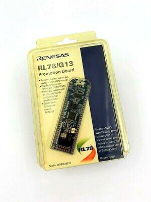 Renesas Yrpbrl78g13 Rl78g13 Demo Kit