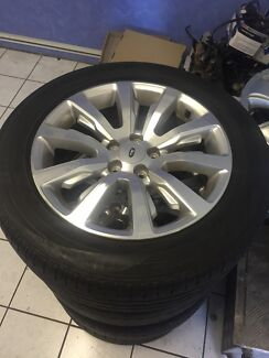 Ford Territory 18 Inch Wheels Redcliffe Redcliffe Area Preview