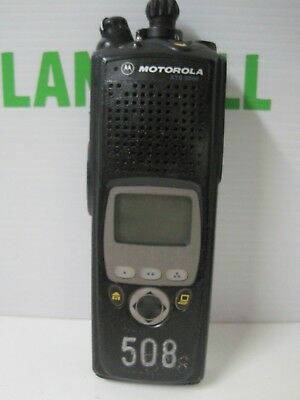 Motorola Xts 5000 Model H18qdf9pw6an