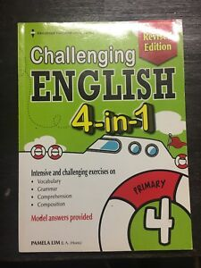 English 4 in 1 Thornlie Gosnells Area Preview
