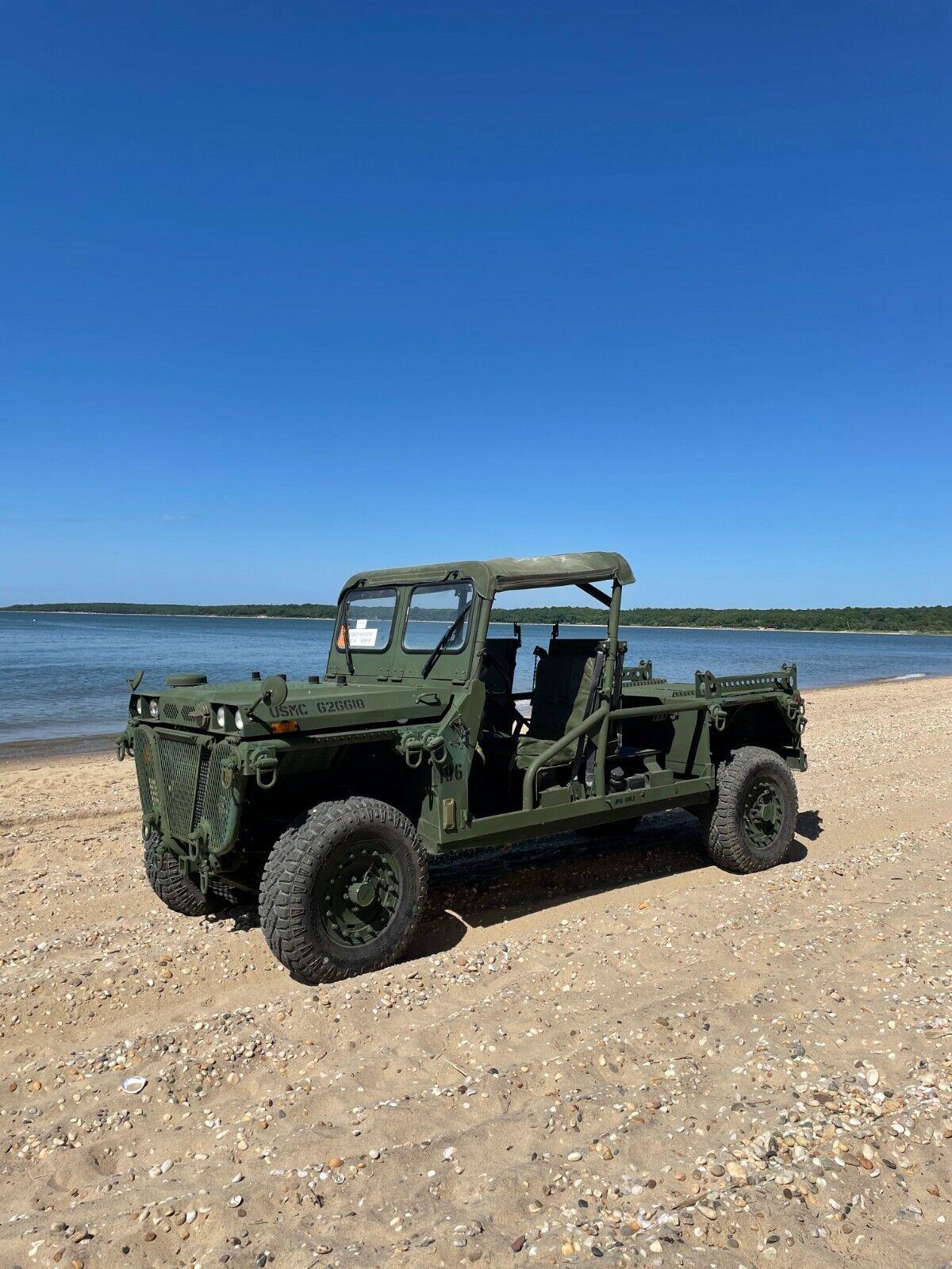 2011 General Dynamics M1161 Growler Light Strike Vehicle LSV MRZR Jeep