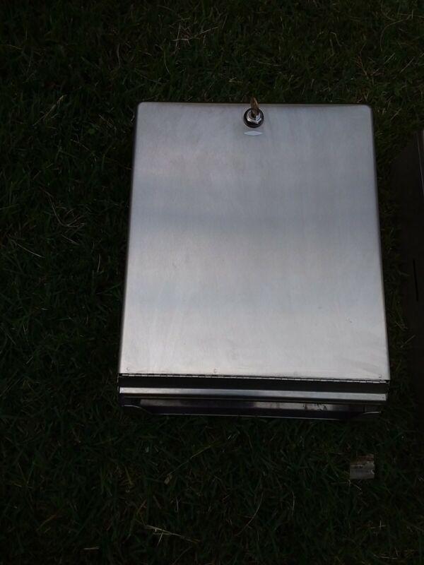 Vintage Bay West Stainless Steel Paper Towel Dispenser