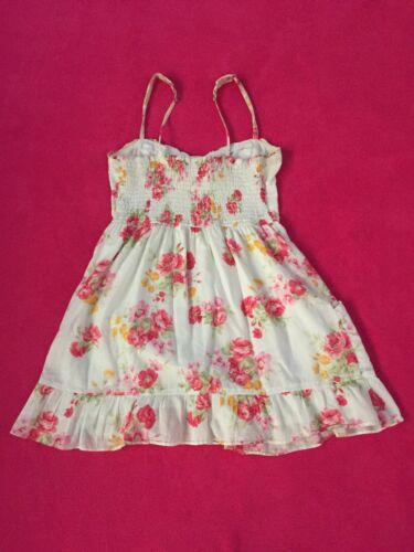 Abercrombie kids Sun dress Size Medium GUC