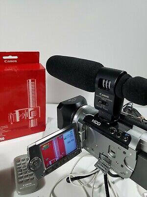 Canon VIXIA HG10 Camcorder, video maker bundle - YouTuber's choice/max storage!