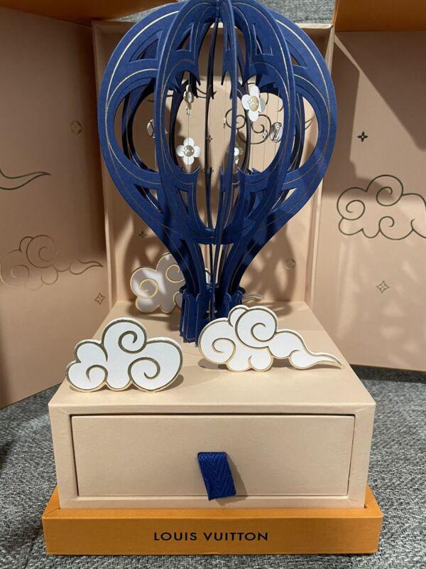 Exclusive LOUIS VUITTON 3D Moon Mid Autumn Festival Balloon Vivienne Box Gift