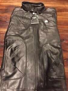 Leather Jacket Emporio - New