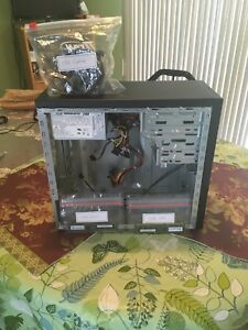 Computer case with power supply, i5 4440s and others