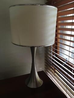 Bed side table lamps