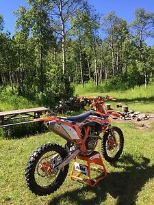 2014.5 Factory Edition KTM 450