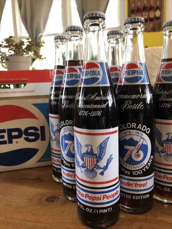 1976 Bicentennial Commemorative Pepsi Bottle