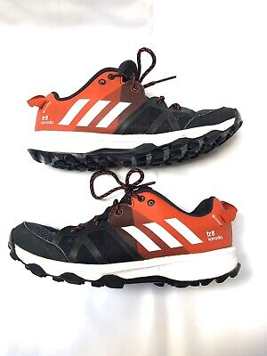 Boys Adidas Kanadia UK 4 TR8 Trail Shoes Boys Cross Country Running Shoes