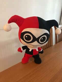 Harley Quinn soft toy