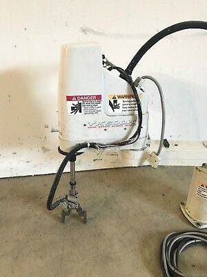 Yamaha Yk600x High Speed Scara Robot Cables W Parallel Gripper No Controller
