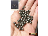 M00497x5 MOREZMORE HPA 50 Threaded 8 mm 8mm Stainless Steel Balls M3 HALF Thread