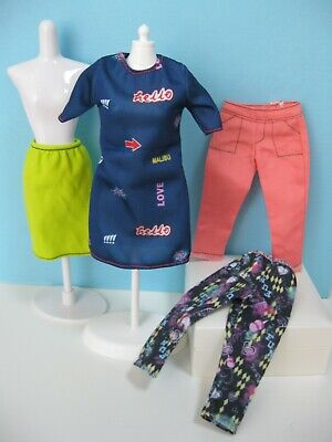 E FASHIONISTAS (BARBIE OUTFITS ONLY) (Barbie-outfits)