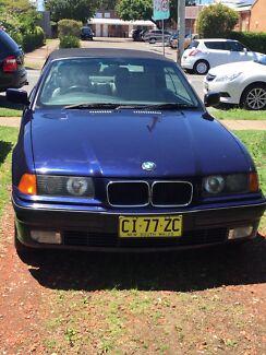 .BMW CONVERTIBLE 325i 1995.