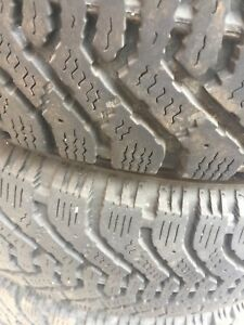 Goodyear winter tires. Get them before winter comes