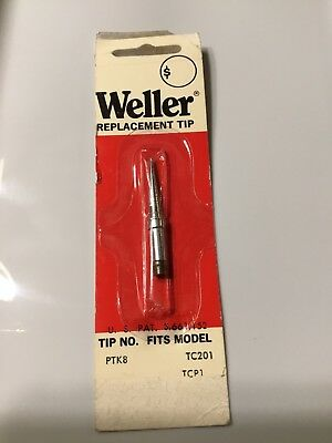 Replacement Industrial Soldering Tip Ptl8 Weller Tcp201 Tcp1 New