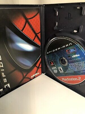 Spiderman PlayStation 2  PS2 Greatest Hits Free Shipping