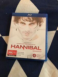 Hannibal - Season 2 Bluray Hawthorn Boroondara Area Preview