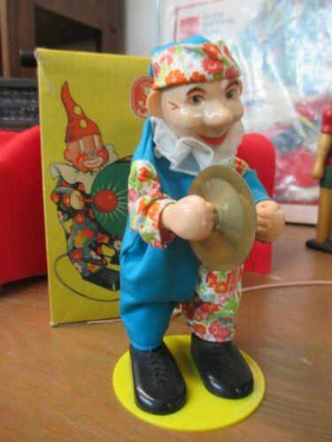 Vintage German Clown Playing Symbols