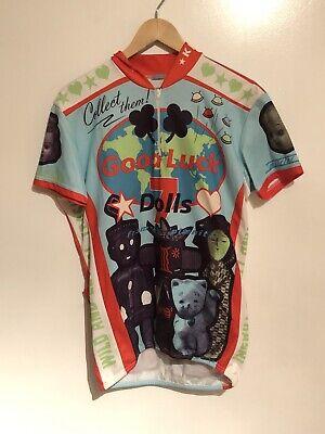 """Walter Van Beirendonck """"good luck dolls"""" Cycling Jersey size XL"""