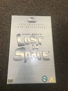 Lost in space  the complete DVD collection Brighton-le-sands Rockdale Area Preview