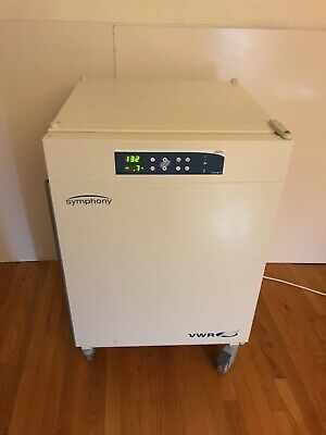 Vwr Symphony 5.3a Air-jacketed Co2 Incubator