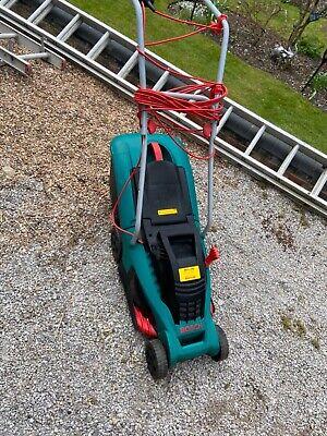 Bosch Rotack 34GC Electric Lawnmower