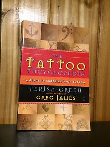 Tattoo Encyclopedia book
