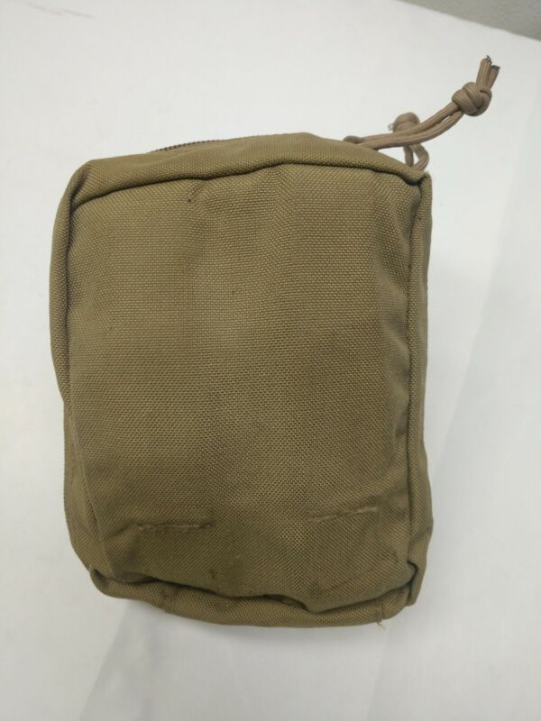 Tactical IFAK Med Kit Pouch-04 MOLLE (FDE)