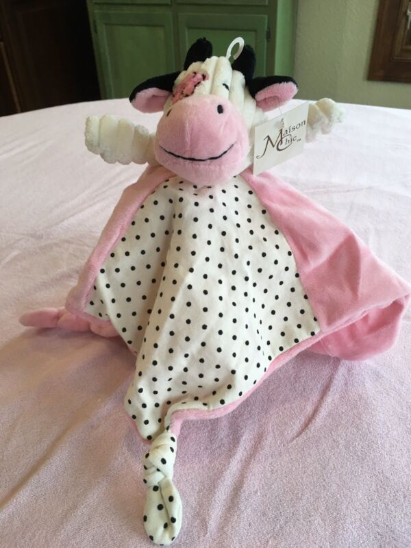 Maison Chic, Daisy the Cow Blankie