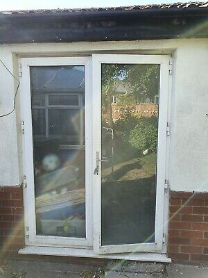 Used UPVC French Doors