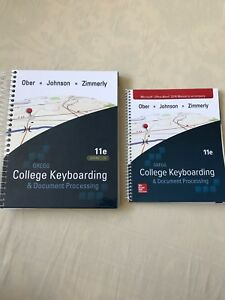College Keyboarding & Document Processing (11E)