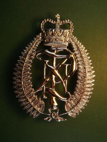 New Zealand Police Hat Badge - obsolete