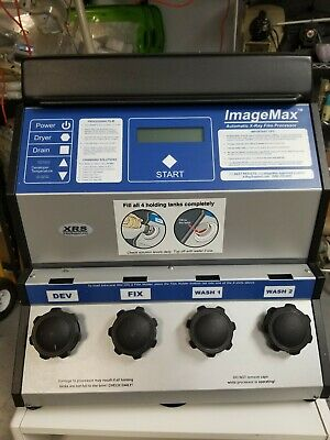 Image Max Automatic Xray Film Processor