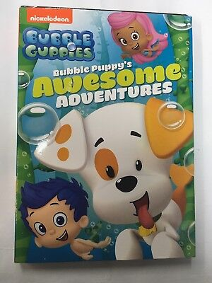Bubble Guppies:Awesome Adventures [New DVD] With Slip Cover - Bubble Guppies Movie