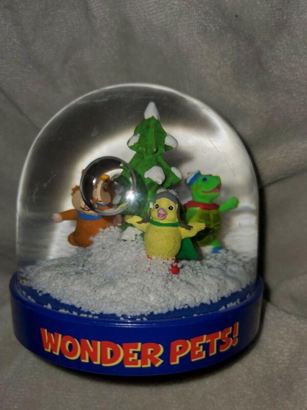 Nickelodeon Wonder Pets Snow Globe