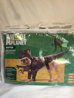 Animal Planet PET20109 Raptor Dog Costume, - Pet Raptor Kostüme