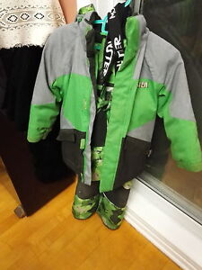 winter jacket and snowpant  for sale West Island Greater Montréal image 1