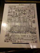 1961 Buick Laminated Wiring Diagram | eBay