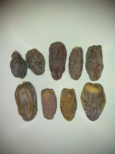 MEDJOOL DATES 10LB  FOR BAKING/COOKING FROM COACHELLA VALLEY CALIFORNIA