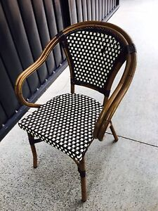 Cafe chairs Yeerongpilly Brisbane South West Preview