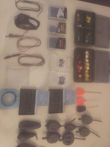 Karpfenangeln Kleinteile von Fox, Korda Usw Tackle Tacklebox